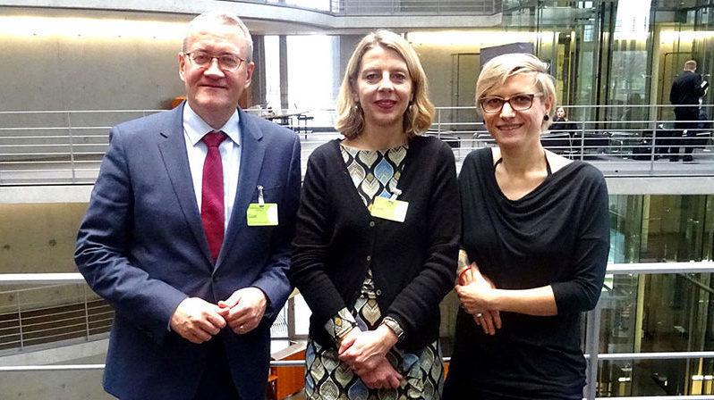 Matthias Katsch, Sabine Andresen, Tamara Luding