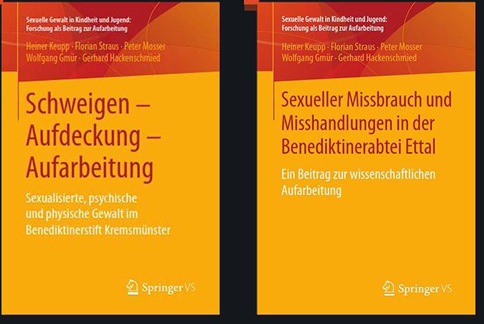Veröffentlichungen Heiner Keupp