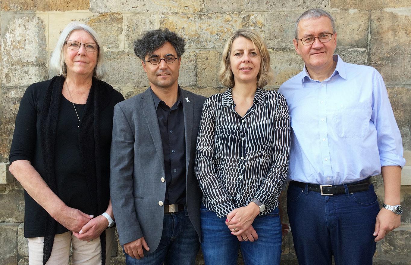 Kommissionsmitglieder zu Besuch in Torgau