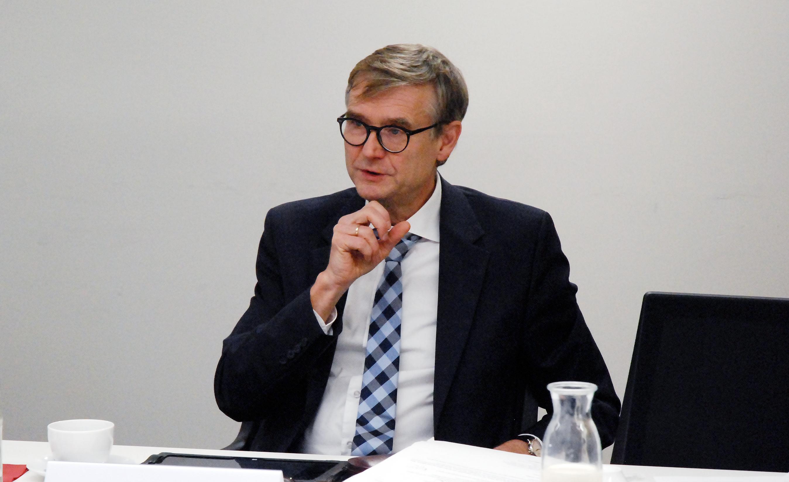 Prof. Dr. Harald Dreßing