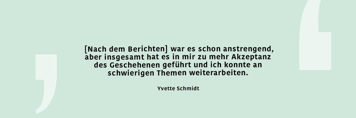 Yvette Schmidt