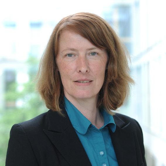 Porträt von Anke Geißler