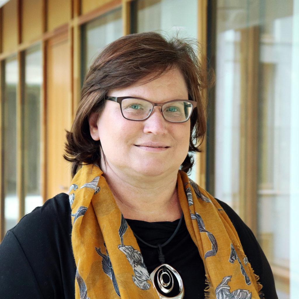 Porträt von Juliane Hilbricht