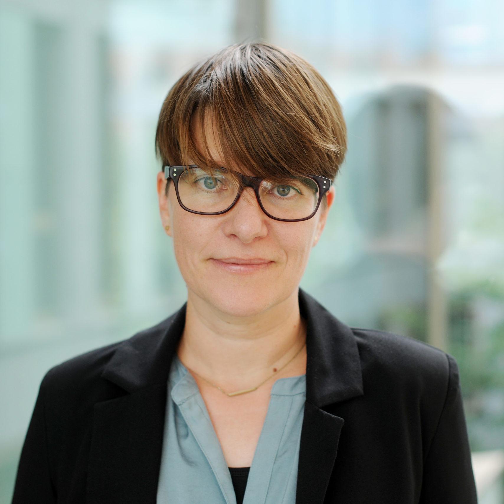 Porträt von Julia Wortmann