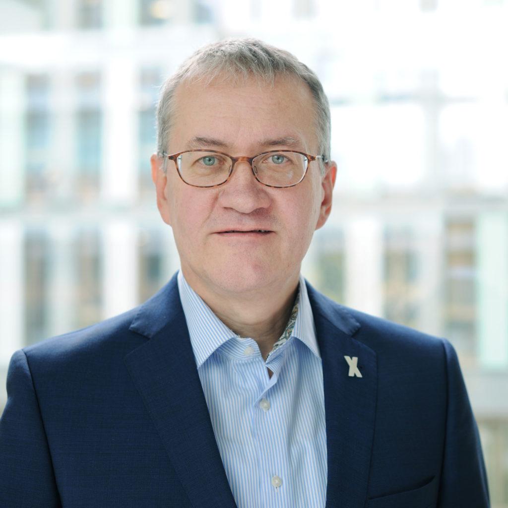 Porträt von Kommissionsmitglied Matthias Katsch