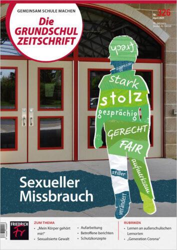 Cover Grundschulzeitschrift