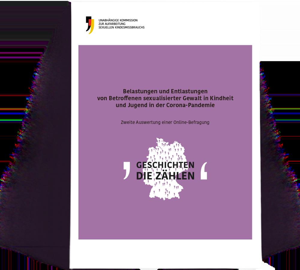 Link zur zweiten Auswertung der Online-Befragung zur Situation Betroffenen in der Corona-Pandemie